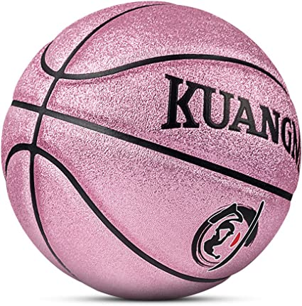 Kuangmi Ballon de Basket-Ball nettoyable,Taille 5,pour Enfants ...