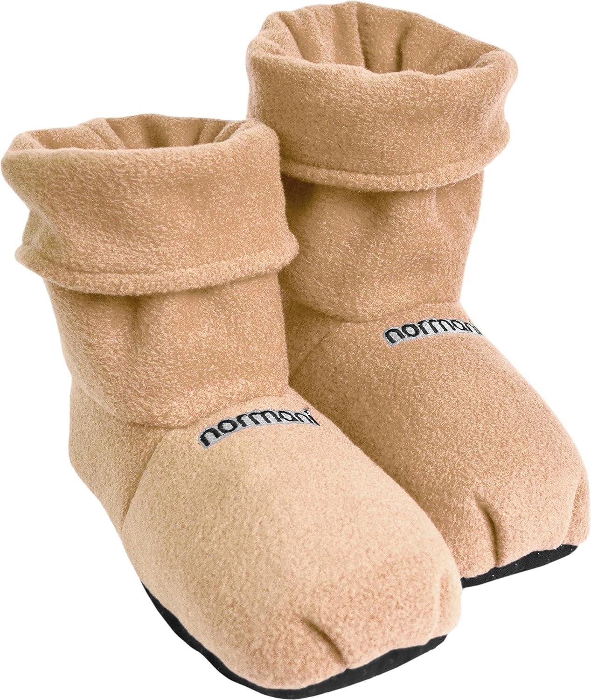 Normani - Pantuflas calentables en microondas, también en bota, 1 ...