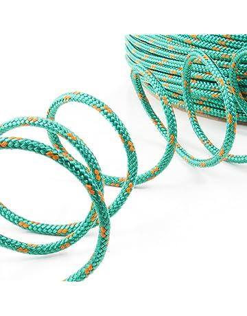 20m jaune corde polypropylene poly cordage 8mm