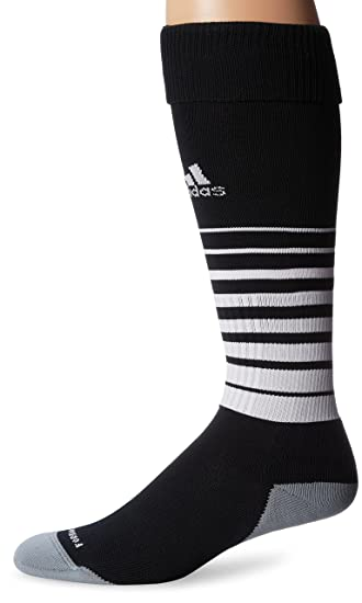 pink and black adidas soccer socks