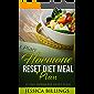 Hormone Reset Diet Meal Plan: 21 Day Hormone Reset Plan: (Hormone hack Book 1)