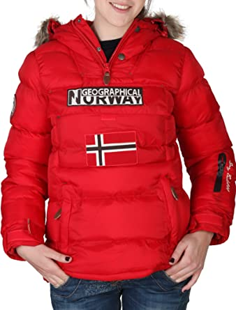 Geographical Norway Doudoune Femme Bolide S: Amazon