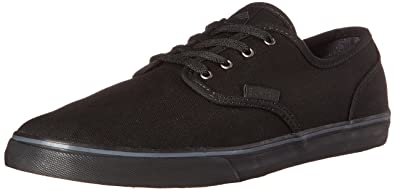 Emerica Mens The Reynolds Cruiser LT Lace Up  BlackWhiteGum  12 D US  CH6HRXAK0