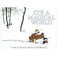 It's a Magical World (Calvin and Hobbes Book 16) (English Edition)