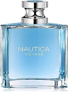 Nautica Voyage Eau de Toilette Spray, 100ml (3.4 oz)