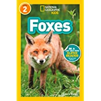 National Geographic Readers: Foxes (L2)