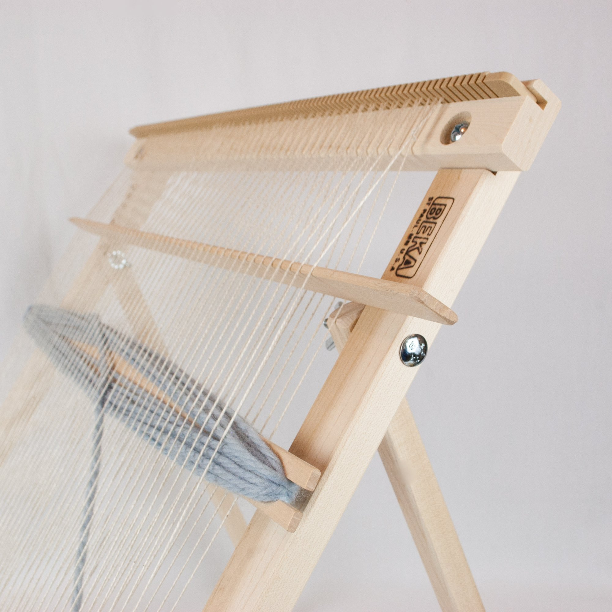 Beka 20'' WEAVING FRAME LOOM WITH STAND - THE DELUXE!