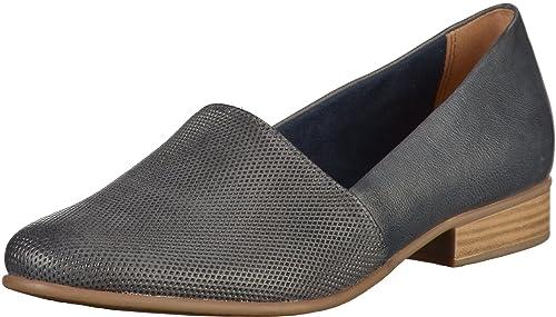 Tamaris 11 24216 20 805 - Mocasines de Piel Para Mujer: Amazon.es: Zapatos y complementos
