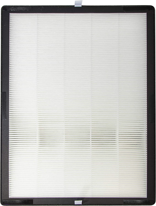 LivePure True HEPA Replacement LP-HF350 Filter for Aspen Series LP350TH, LP350THP Air Purifier, White