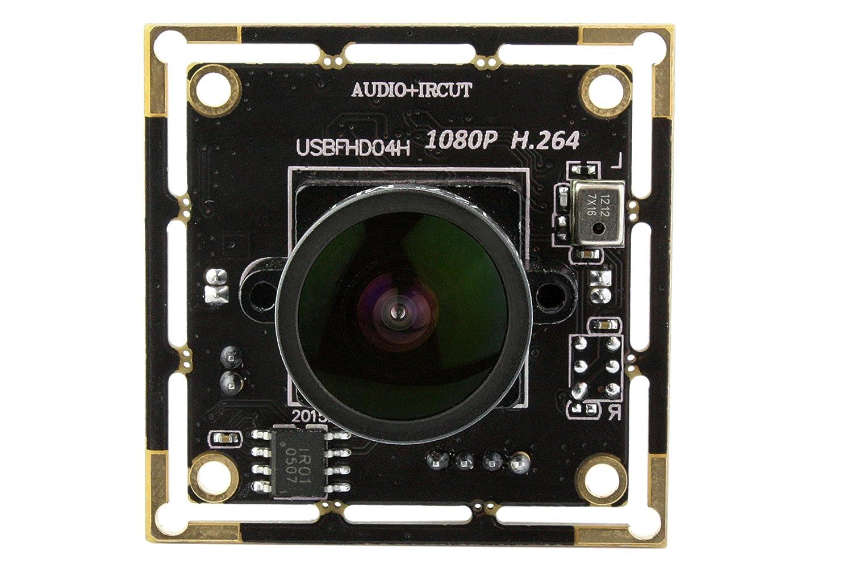 ELP Webcam 1080P H.264/USB Camera