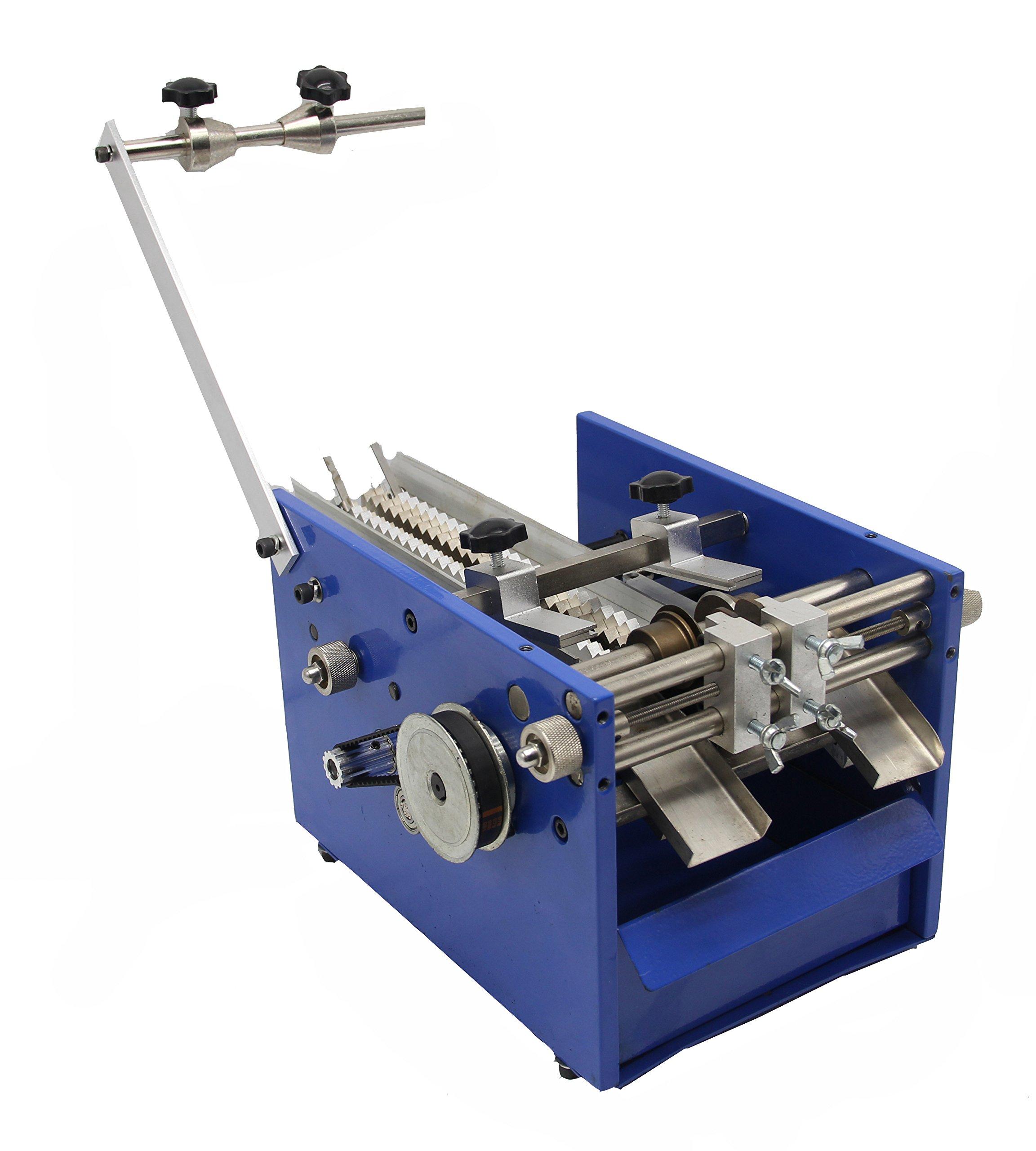 Huanyu Instrument bulk & taped resistance Resistor cut form machine (U Type)