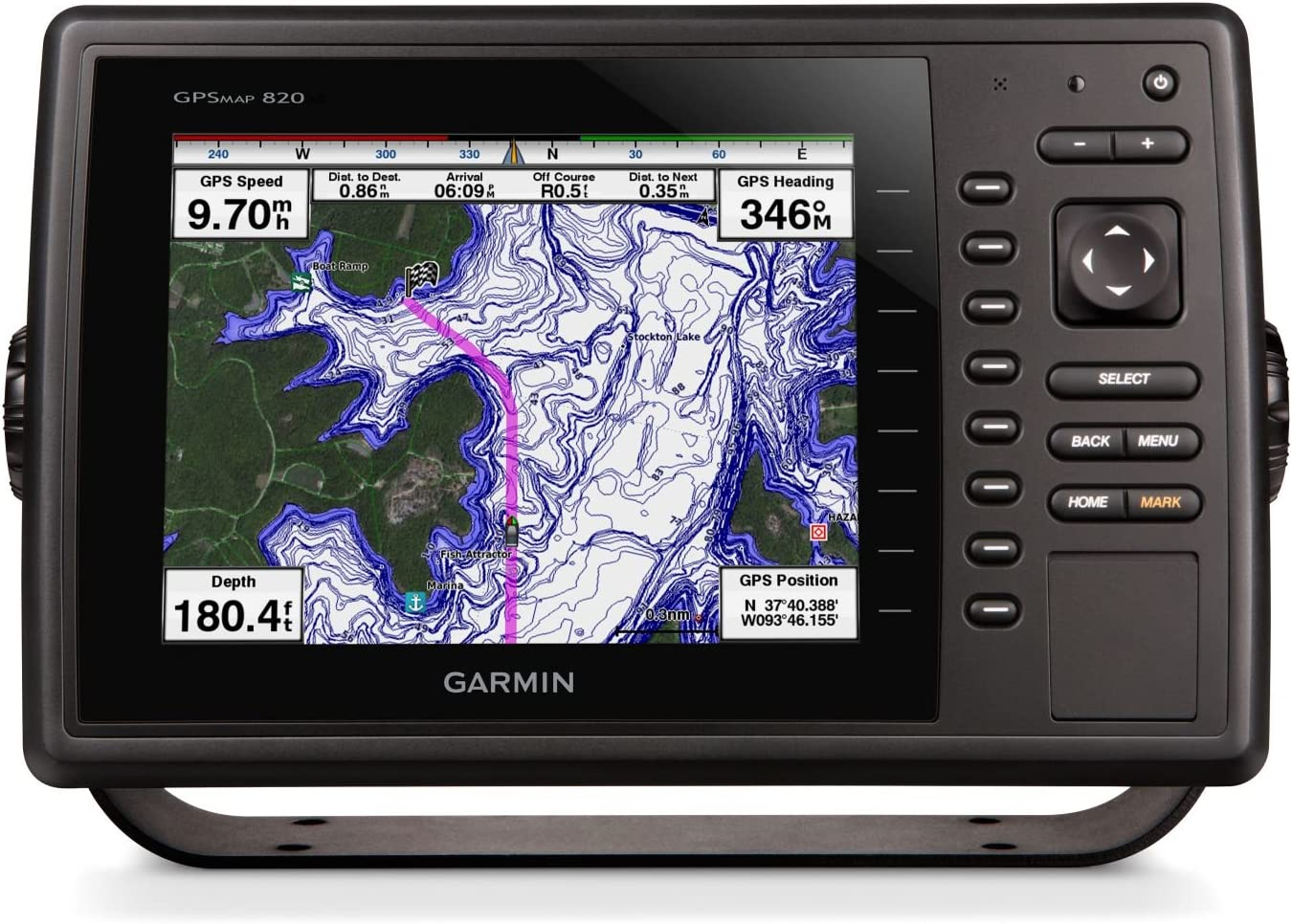 Gps Ploter Garmin Gpsmap 820: Amazon.es: Electrónica