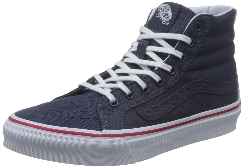 Vans Unisex Sk8-Hi Slim Women's Skate Shoe B01N3MK2K0 5.5 B(M) US|Parisian Night/True