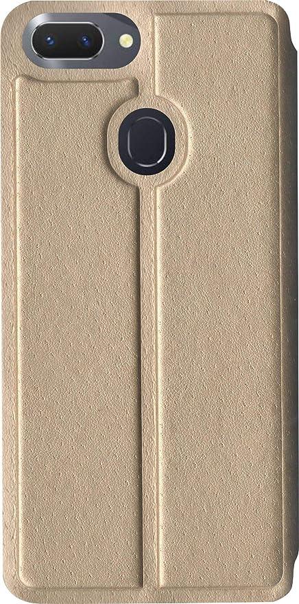 buy popular 6f60b e88a7 SBMS Artificial Leather Flip Cover for Oppo RealMe 2: Amazon.in ...