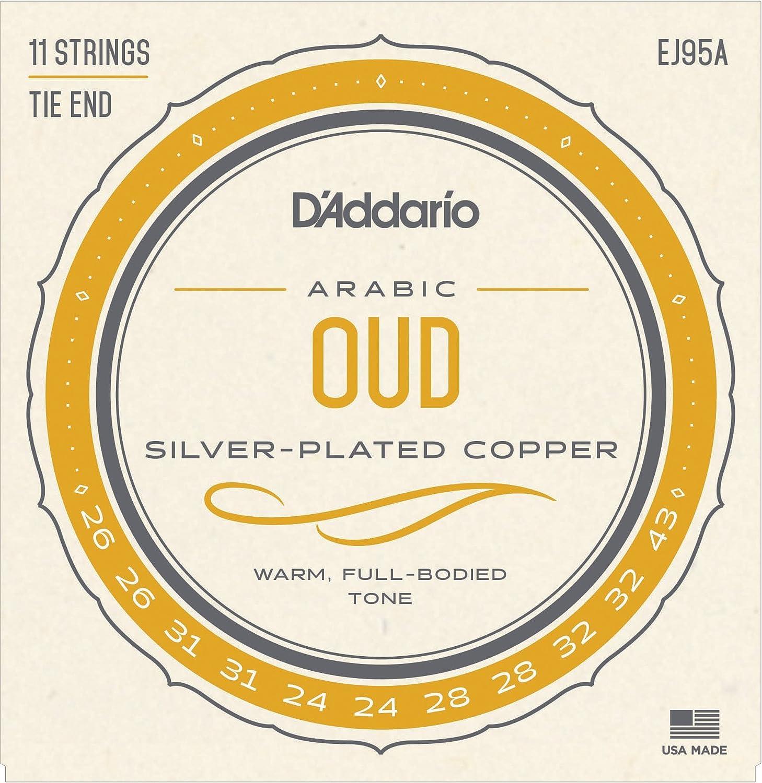 D'Addario EJ95A Arabic Oud Strings D'Addario