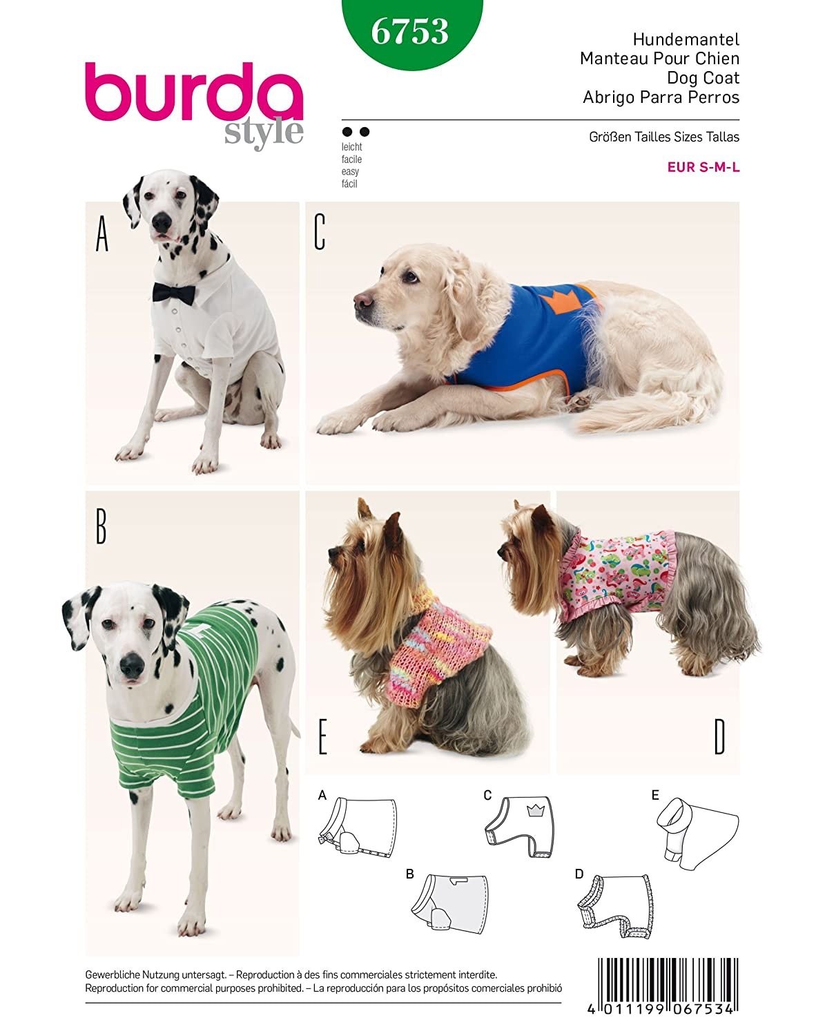 Amazing Hundekleid Schnittmuster Ideas - Decke Stricken Muster ...