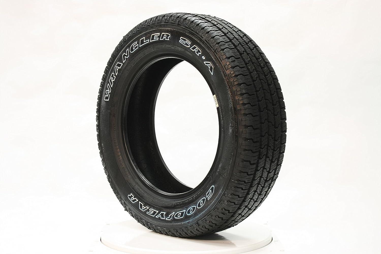 Goodyear Wrangler SR-A Radial Tire 255//75R17 113S
