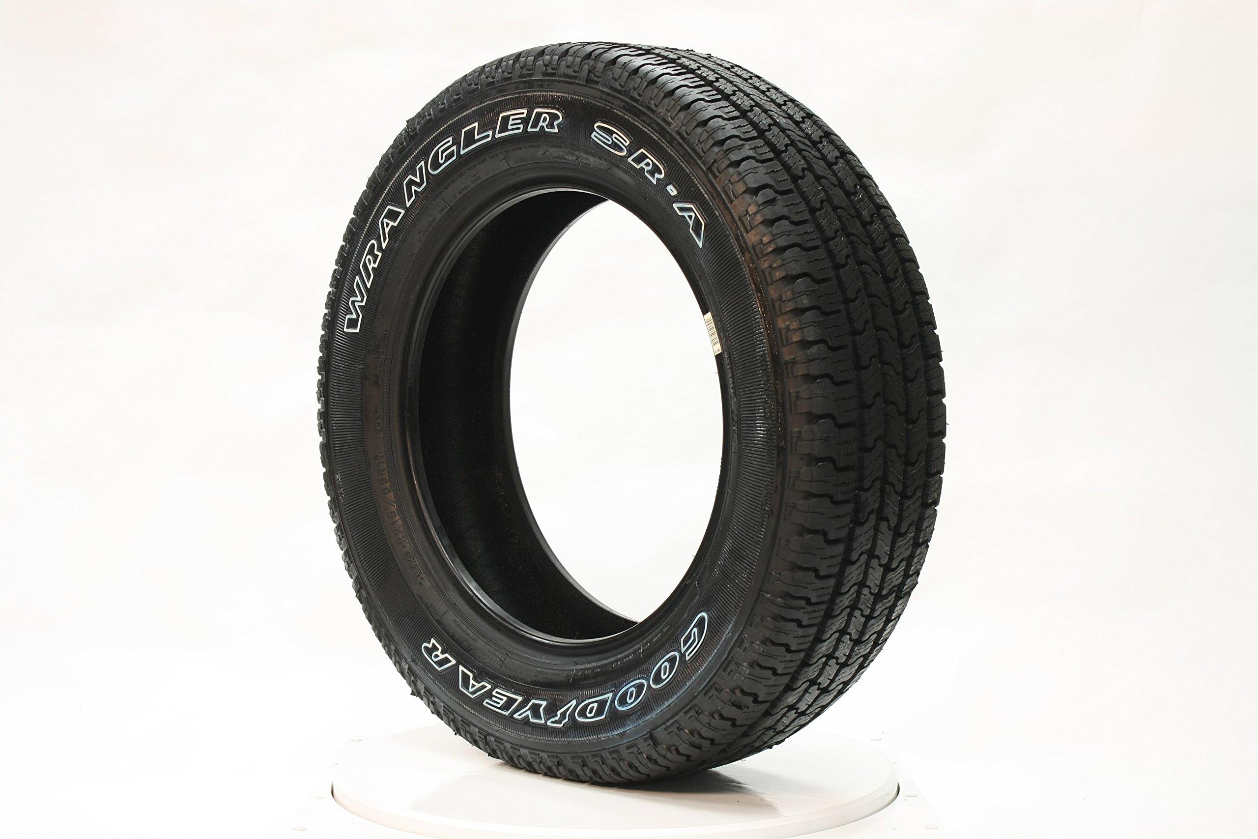 Goodyear Wrangler SR-A Radial Tire – 275/60R20 114S