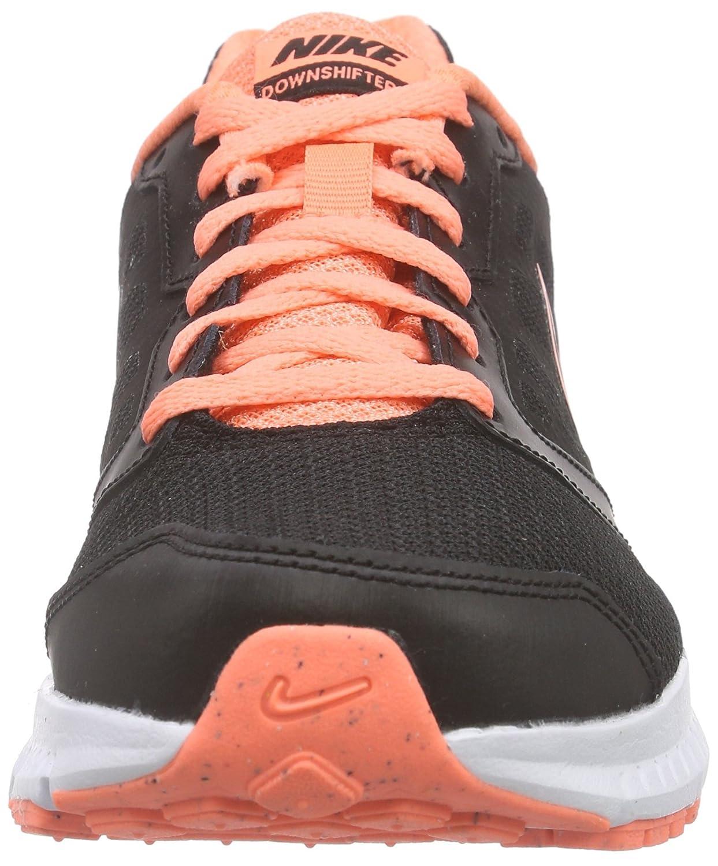 8cd0b06992b Dámské Running Nike boty Nike Downshifter 6 Running Shoe Černá   Černá   Atomová růžová 196c5ad