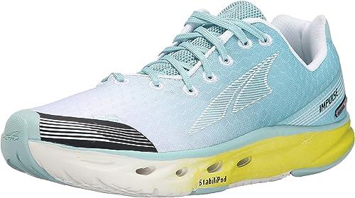 Altra - Impulse para mujer Zapatillas de running estabilidad ...