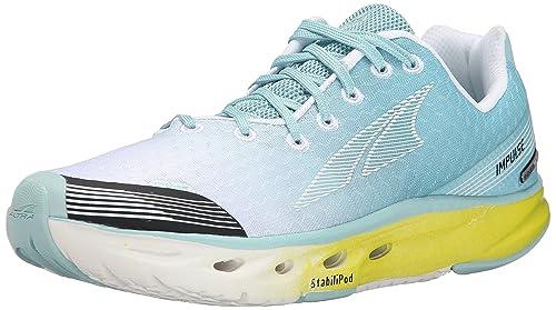 Altra - Impulse para Mujer Zapatillas de Running Estabilidad - Aqua Fade: Amazon.es: Zapatos y complementos