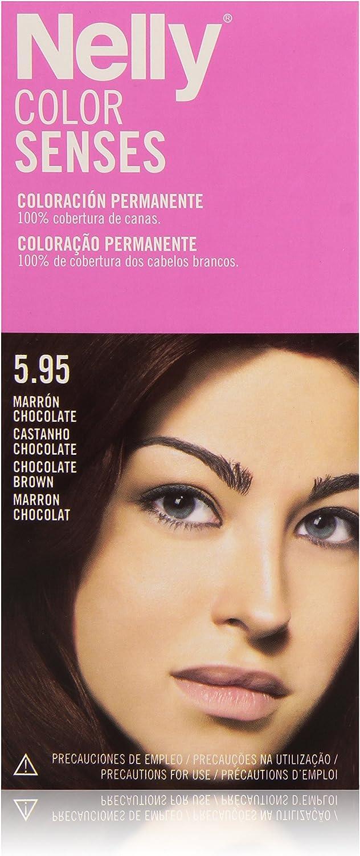 Tinte nelly senses n. 5, 95: Amazon.es: Belleza
