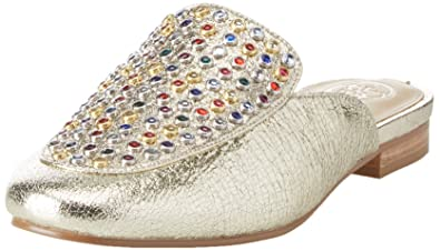 Damen Footwear Dress Sabot Slip on, Gold (Gold Gold), 38 EU Guess