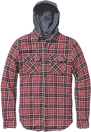 Globe Alford Camisa con Capucha, Hombre: Amazon.es: Ropa y accesorios