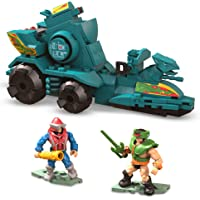 Mega Construx Masters of The Universe Battle Ram and Skysled Attack Vehicle Construction Set
