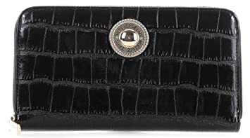 8b2f2e78e17e0 Versace Jeans Geldbörse schwarz  Amazon.de  Koffer
