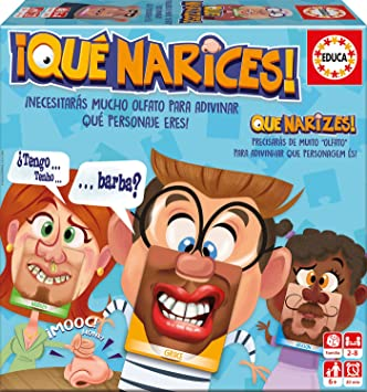 Educa Borrás- Juego de Mesa, Color Variado (16988): Amazon.es ...