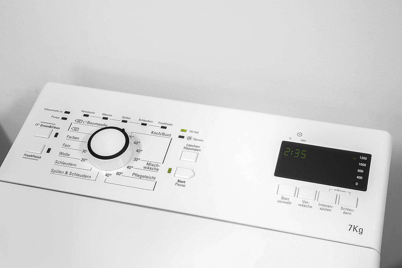 Bauknecht wmt ecostar 732 di waschmaschine tl a 174 kwh jahr