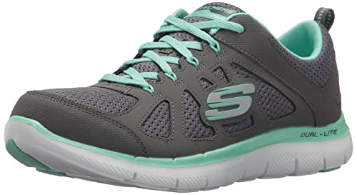 new product d4ee2 2988f Skechers Scarpa da Ginnastica Donna Memory Foam  Amazon.it  Scarpe e borse