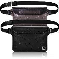 bd9d7932b0 blue sky BASICS Waterproof Pouch with Waist Strap (2 Pack)