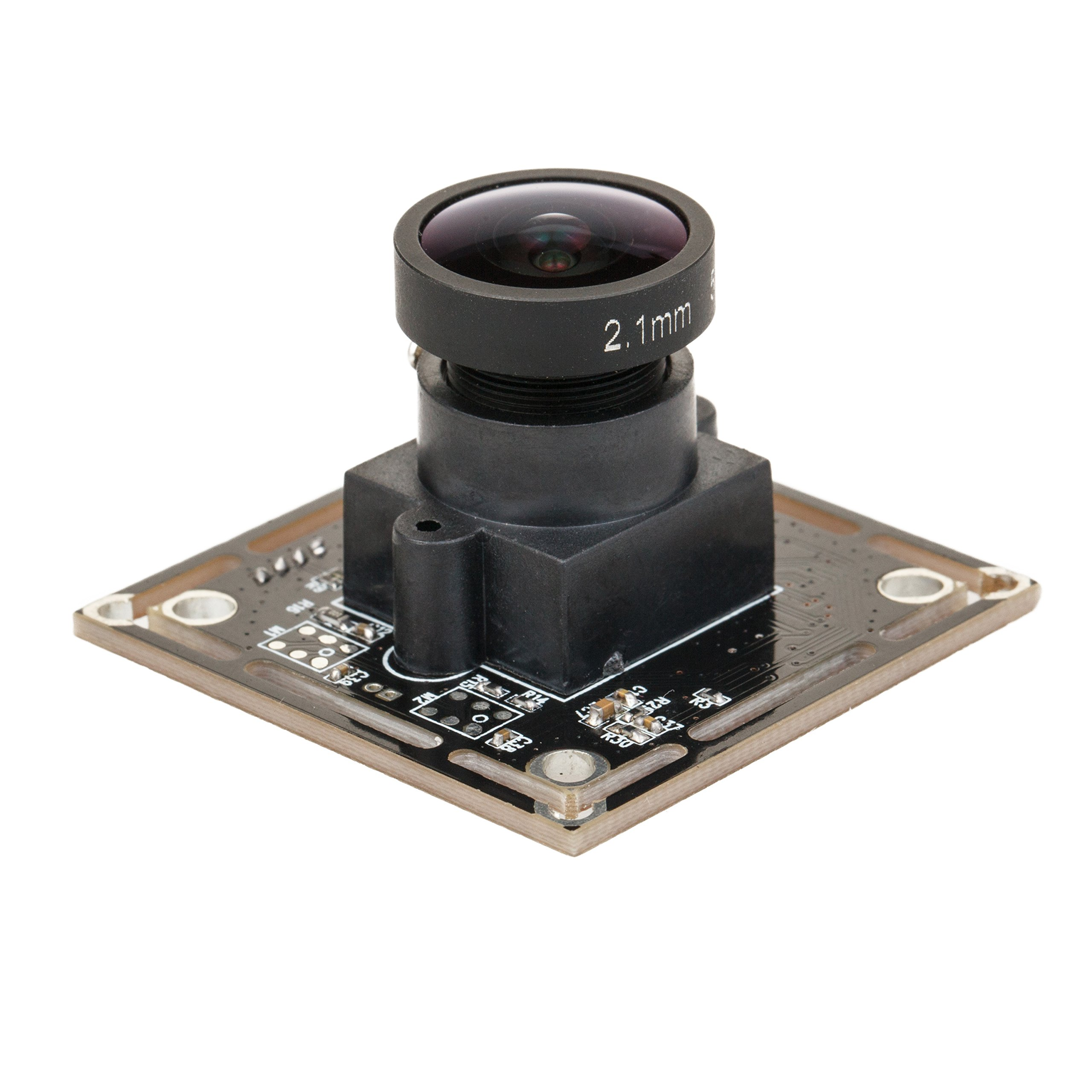 Spinel 2MP full HD Ultra Low Light USB Camera Module, 0.001 LUX with Non-distortion 100 degree Lens, Support 1920x1080@30fps, UVC Compliant, Support Most OS, Focus Adjustable, P/N:UC20MPE_LL_ND