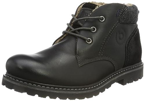 Mens 321336303260 Classic Boots, Braun (Dark Brown 6161) Bugatti