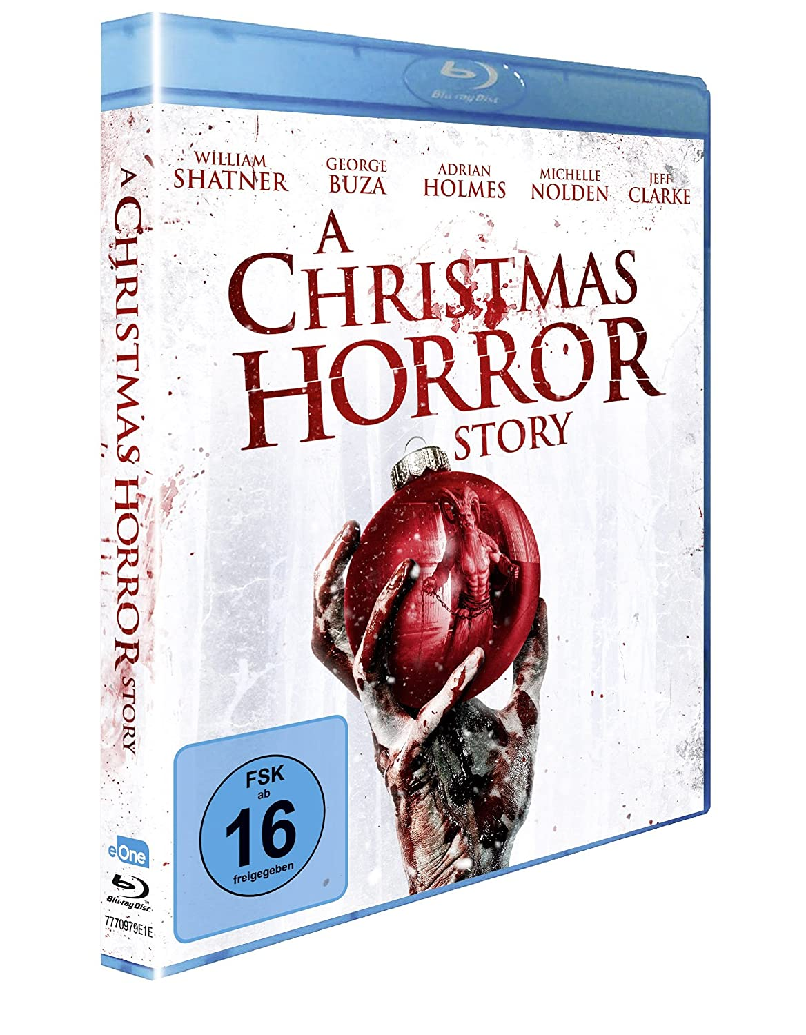 A Christmas Horror Story [Blu-ray]: Amazon.de: William Shatner ...