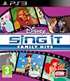 Disney Sing It Family Hits (PS3) [Importación Inglés]