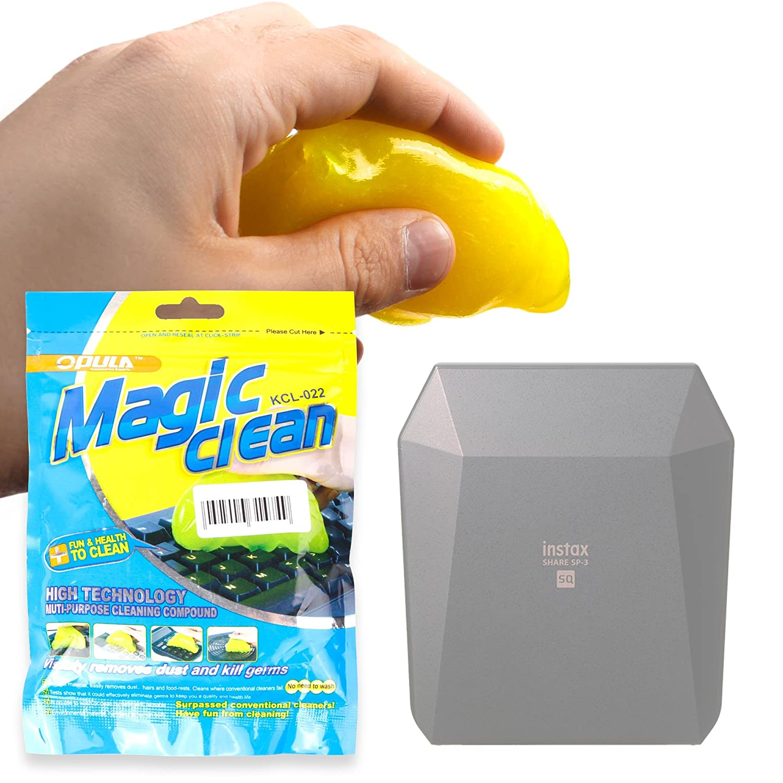 DURAGADGET Potente Gel Limpiador para Mini Impresora Móvil ...