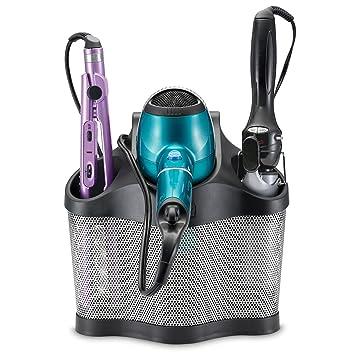Amazon Polder Style Station Hair Styling Storage Unit Heat