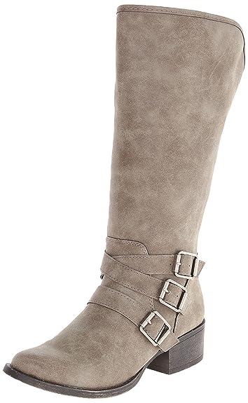Madden Girl Dakotaaa Boot Stone E94e6994