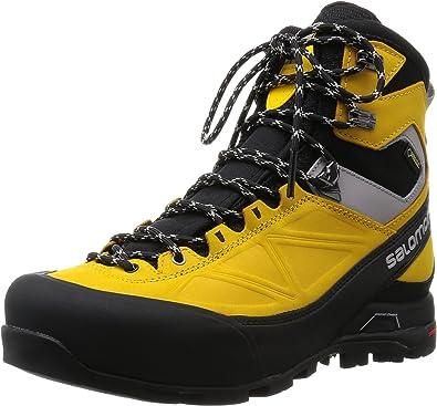 Salomon Men's X ALP MNT GTX Leather Hiking Boots