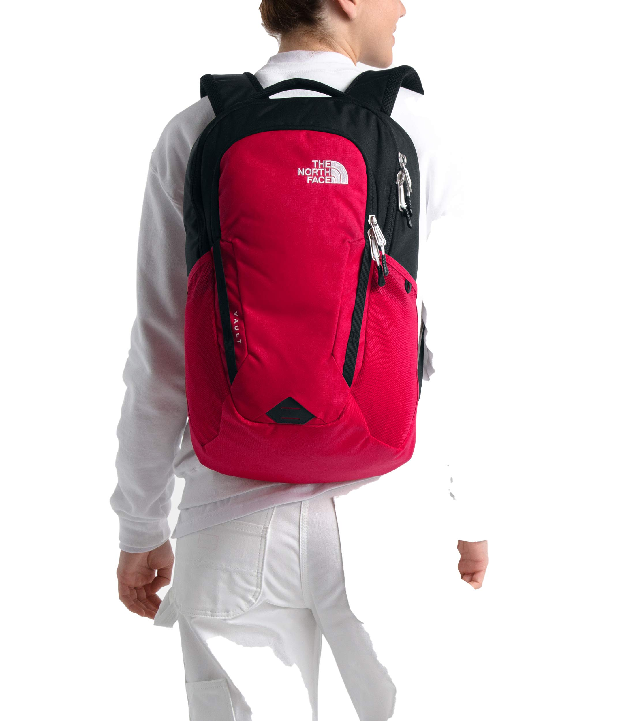 The North Face Vault, TNF Red/TNF Black, OS by The North Face