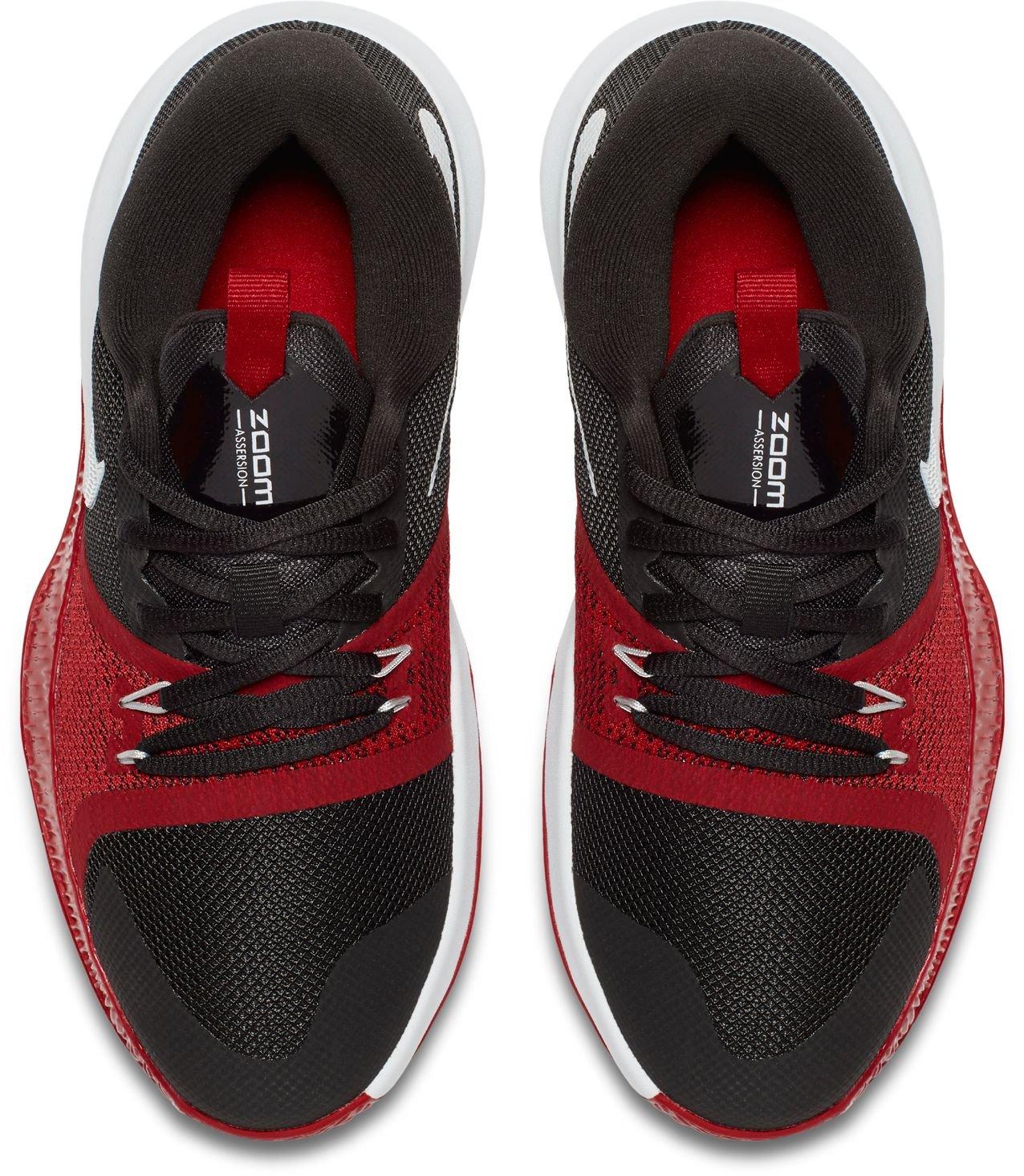 newest dc993 19104 Amazon.com  Nike Kids  Grade School Zoom Assersion Basketball Shoes  Shoes