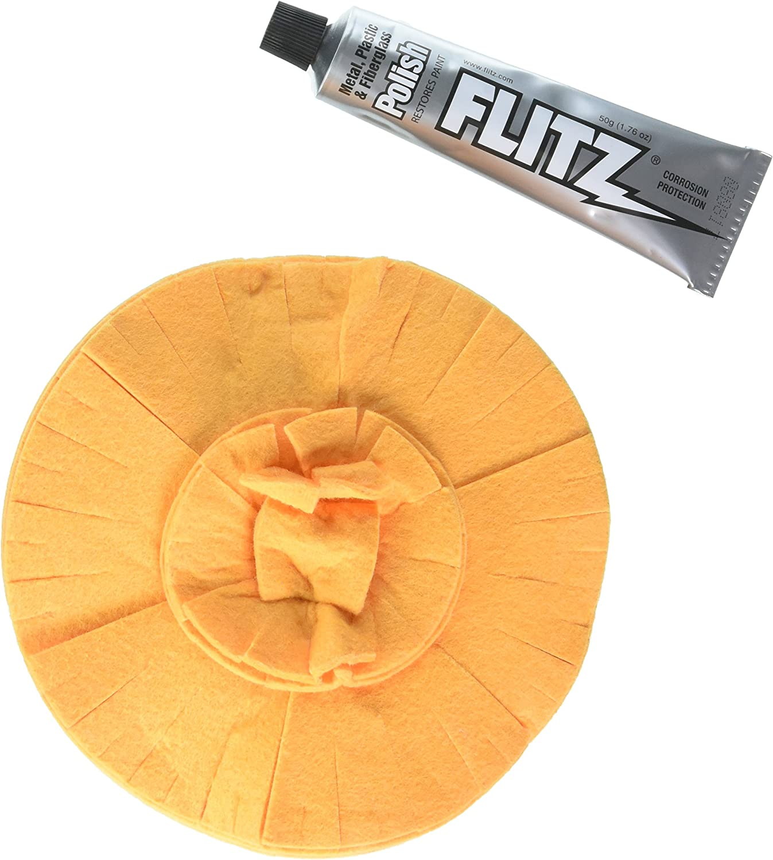 Flitz Buff Ball - Large 5