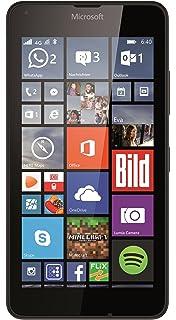 Microsoft Lumia 640 SS Smartphone débloqué 4G (Ecran  5 Pouces - 8 Go - b0a2c953c71c
