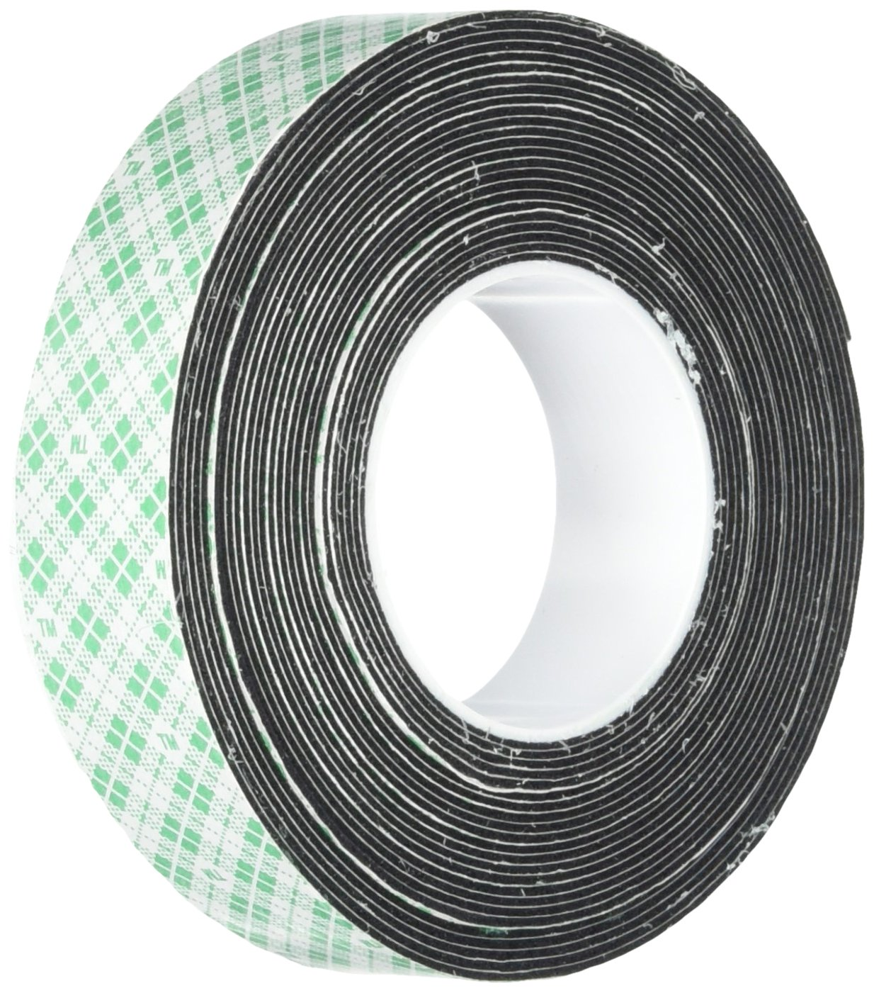 """3M 4052 Natural Polyurethane Double Coated Foam Tape, 0.75"""" width x 5yd length (1 roll)"""