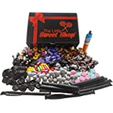 The Little Sweet Shop Liquorice Sweets Large Gift Hamper Great for Parties & Weddings and Birthdays