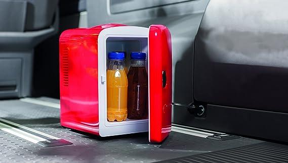Mini Kühlschrank Pininfarina : Kühlschrank mini rot mit volt und volt stecker hot and cool