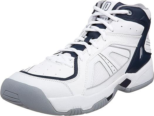 Prince Men's Viper 5 Mid Tennis Shoe